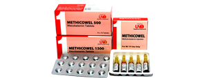 Methicowel Tab and Injection